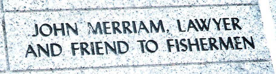 Merriam Law Friend to Fishermen